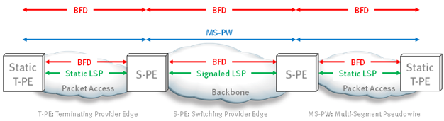BFD-for-MPLS-TP