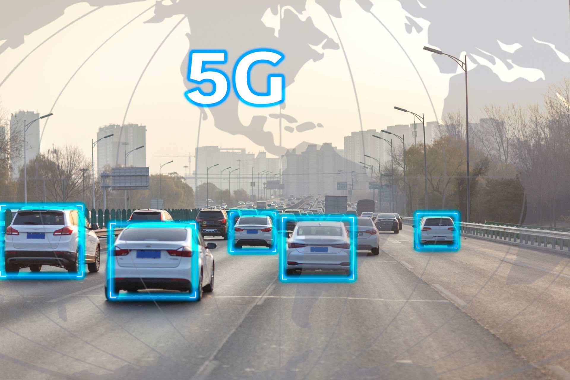 5G-Connected-Car