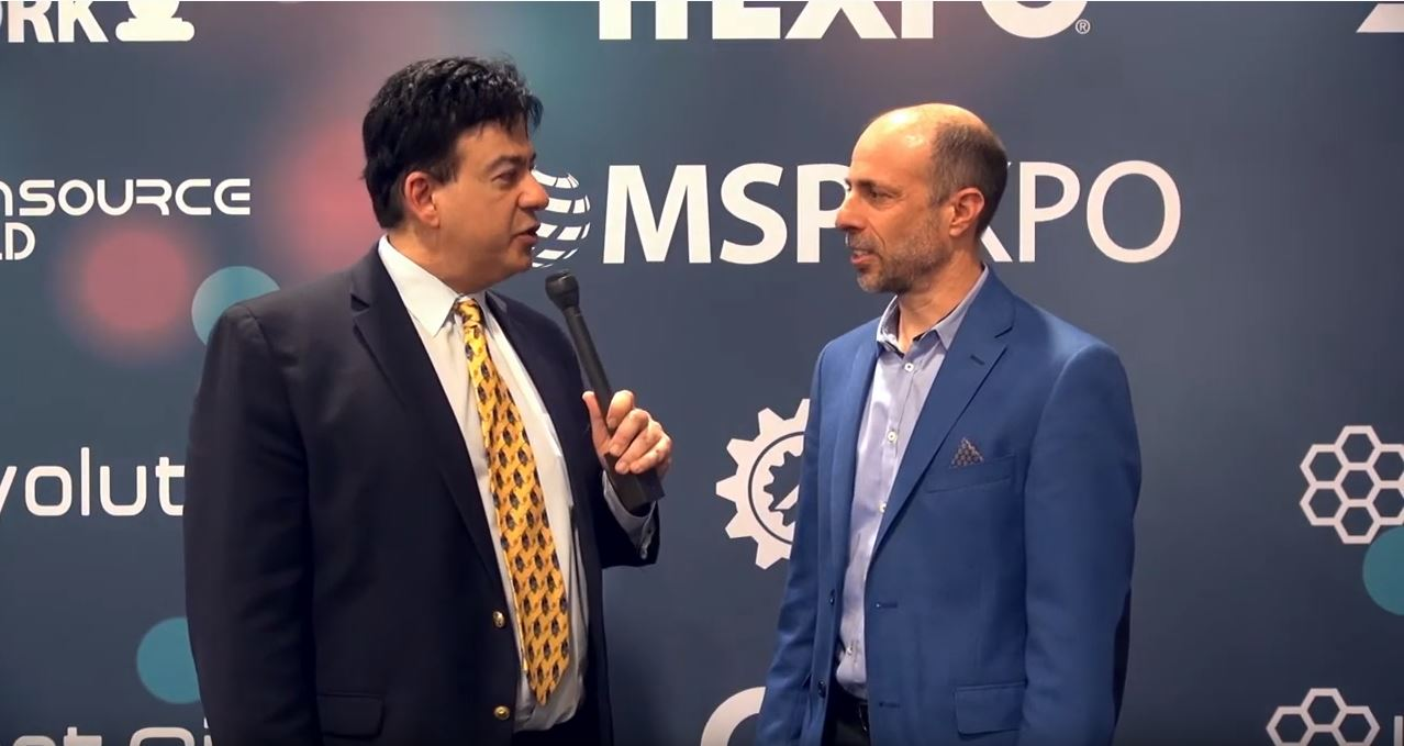 Chris-Carabello-Rich-Tehrani-ITExpo-TechSuperShow-2020-interview