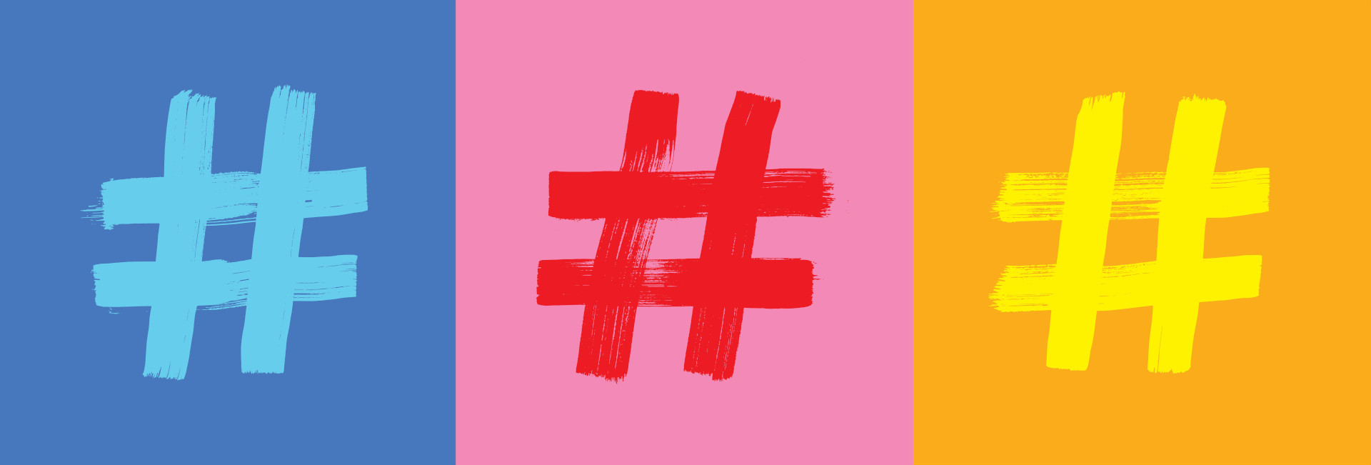 three-color-hash-tags