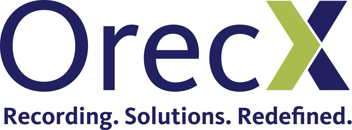 OrecX high res logo & tagline new