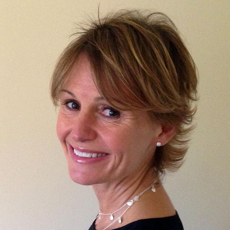Justine McLennan, Global Head of Human Resources
