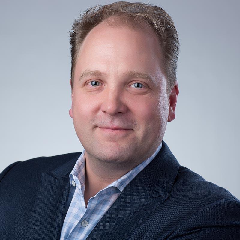 Martin Lund, CEO