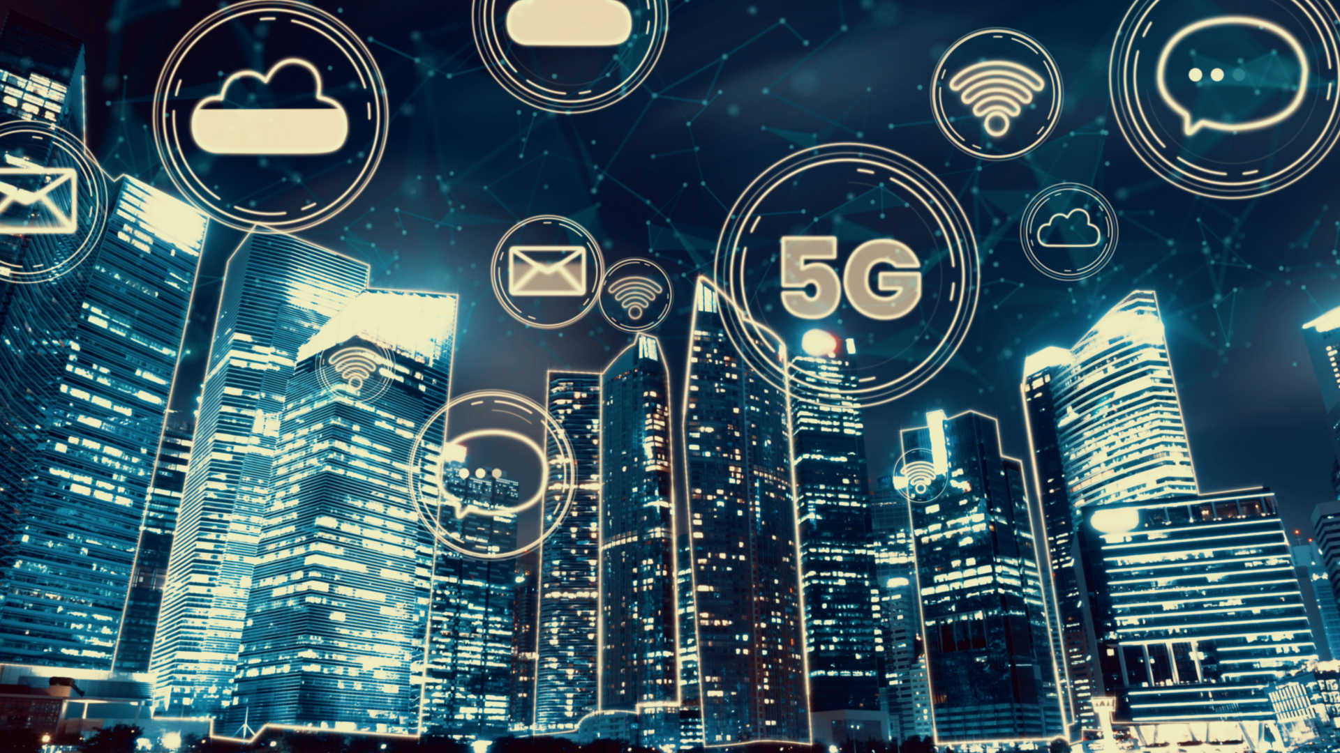 A hyperscale public cloud provider's role in operator networks and private 5G