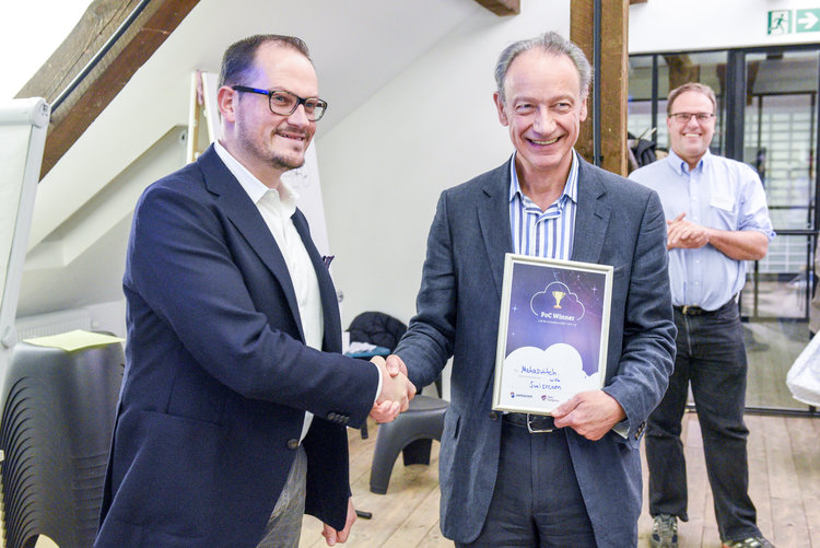 Metaswitch Wins Swisscom's Call for Innovation Competition